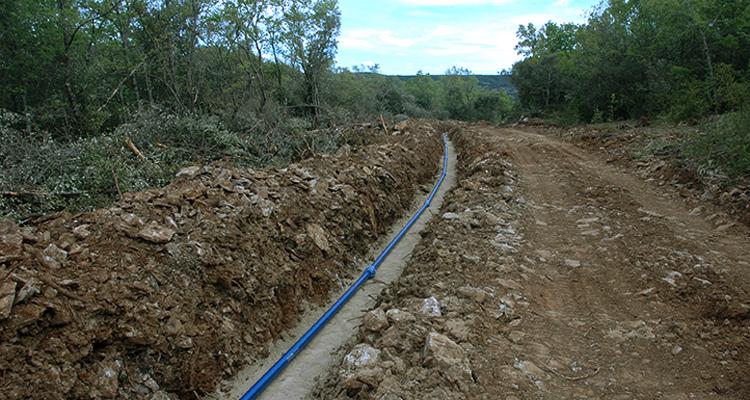 Suministro de agua para b rcabo - Tuberias para agua potable ...