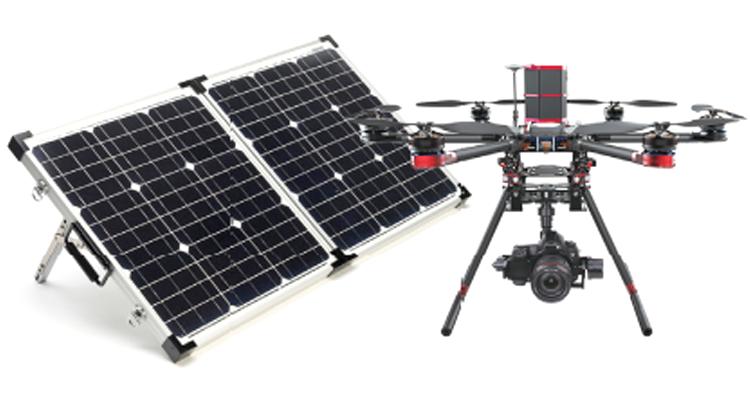 La soluci n perfecta para cargar las bater as for Baterias de placas solares