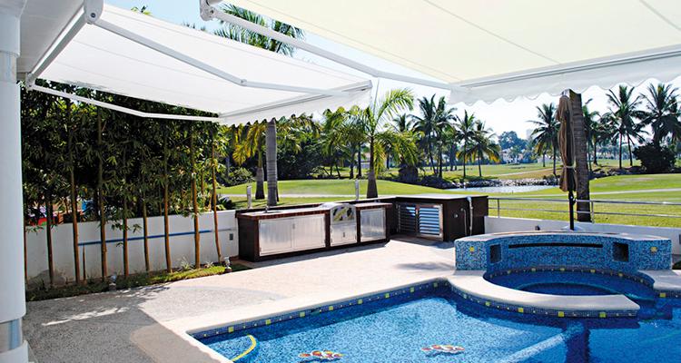 Este verano protecci n solar en tu terraza con persax - Soluciones para terrazas ...