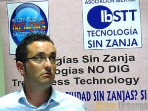 Juan Peretó, Director Técnico SISTEMAS DE PERFORACIÓN.