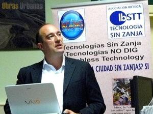 Pedro González Luna, Gerente Mancomunidad Municipal para el Saneamiento integral de León y su Alfoz SALEAL.