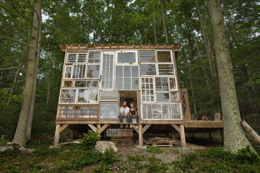 Cuatro ejemplos de dueños que han construido su propia sorprendente casa