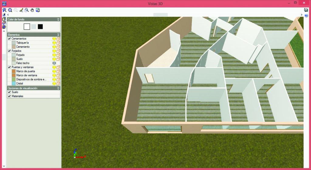 Software BIM para cálculo de sistemas geotérmicos: Proyecto Geoglass Energy