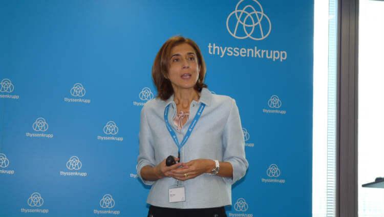 thyssenkrupp y Microsoft revolucionan la movilidad con MAX