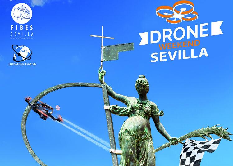 I Feria DRONEWEEKEND Sevilla