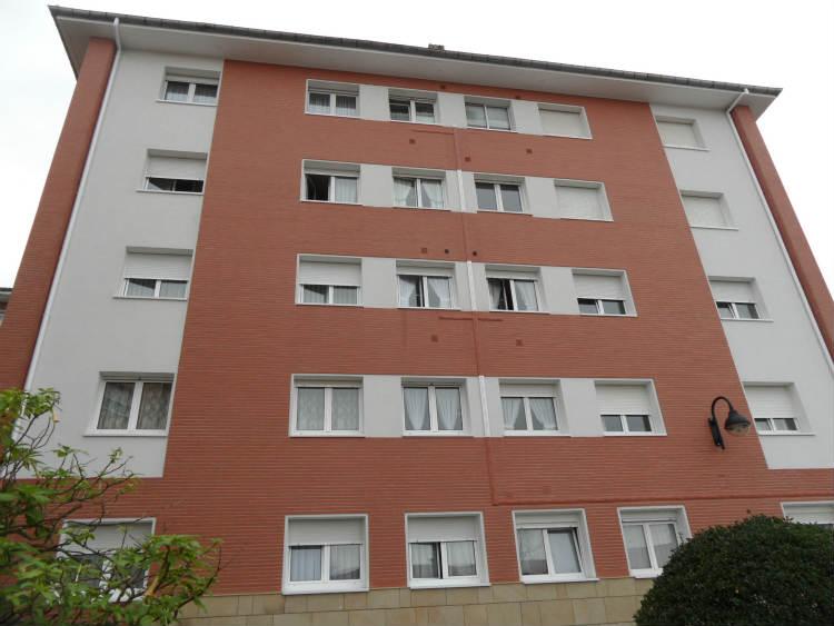 Weber rehabilitaci n eficiente de fachada con ladrillo for Fachada de ladrillo
