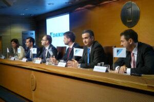 Daikin presenta sus novedades en la Feria de Climatización y Refrigeración 2017
