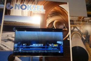 NOKSEL España apuesta por el tubo de acero en SIGA 2017