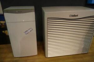 La bomba de calor de Vaillant en Climatización y Refrigeración 2017
