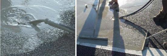 Uso de cementos fotocatalíticos para vías urbanas con altos volúmenes de tránsito