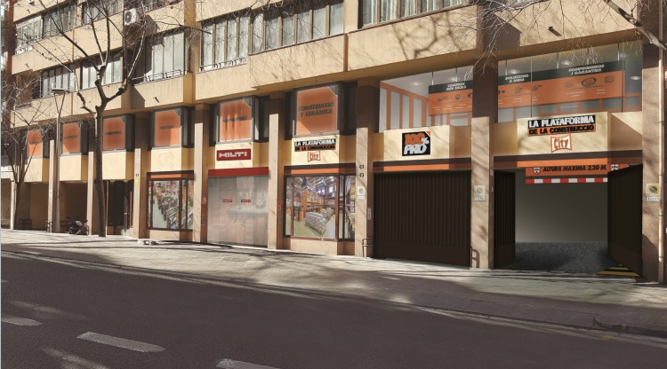 Almacen de la stunning muestra audiovisual el almacn de for Oficina objetos perdidos barcelona