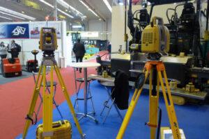 Escáner para repavimentación de carreteras en SMOPYC 2017