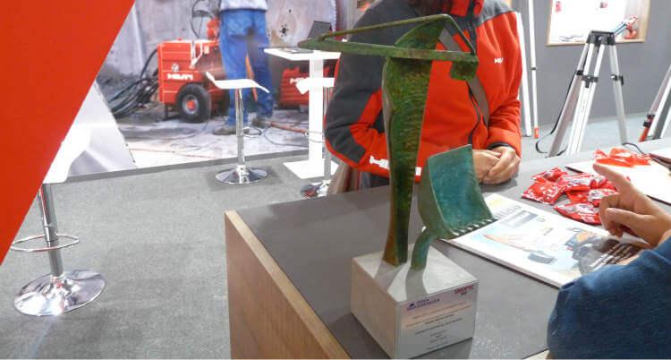 SMOPYC premia el reciclador de agua DD-WMS 100 de Hilti