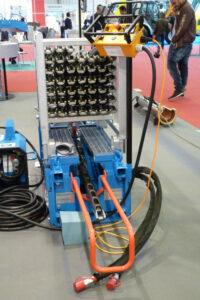 Sistemas de Perforación presente en SMOPYC 2017