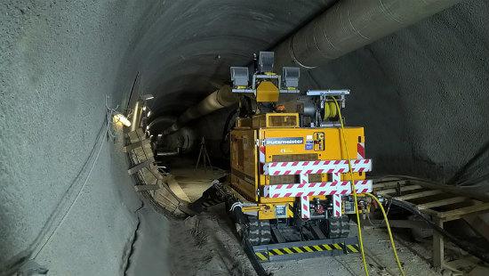 CROSSRAIL: Pequeños túneles, grandes proyectos