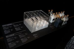 Nueva exposición de Roca sobre sus productos a lo largo de 100 años