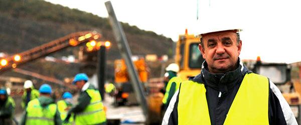 Las obras de la presa de Enciso a menos de un año de su puesta en funcionamiento